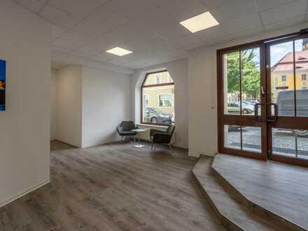 Repräsentative Gewerbeeinheit / Büroetage in zentraler Lage - Bautzener Altstadt