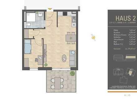 Bedarfsgerechte Betreuung und Pflege in der eigenen Wohnung! - H2/W4