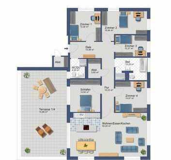 UNGLAUBLICH - 60 m² DACHTERRASSE - BEVORZUGTE RUHIGE WOHNLAGE