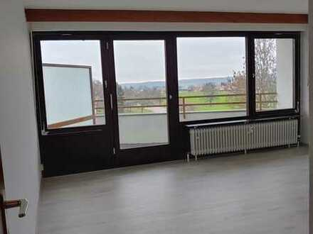 Geräumige, neuwertige 1-Zimmer-Wohnung zur Miete in Altensteig-Wart