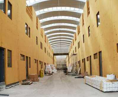 Lichtdurchflutete Loftwohnung in denkmalgeschützter Fabrikhalle mit Dachterrasse und Einbauküche