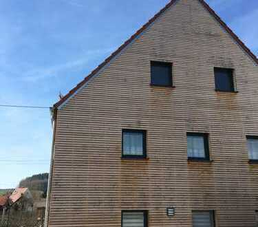 Erstbezug mit Balkon bzw. Terasse/Garten: freundliche 3-Zimmer-Wohnung in Krumbach-Niederraunau