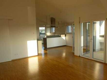 Moderne 4-Zimmer mit Haus-Charakter in Endingen