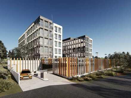 Moderne Arbeitswelt im Büroneubau - PRE-Park / Europahöhe