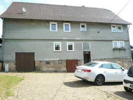 1 Fam. Haus Fachwerkhaus, Schuppen und Schmiede in 34621 Frielendorf OT