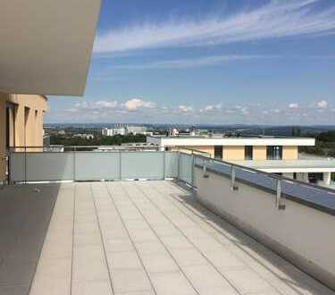 Stuttgart. Penthouse. Neubau.