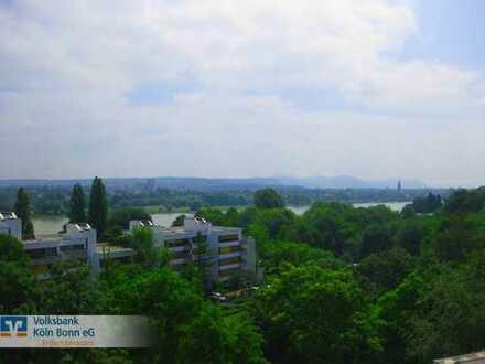 Bonn-Castell - über den Dächern der Stadt Eigentumswohnung mit Tiefgaragensstellplatz