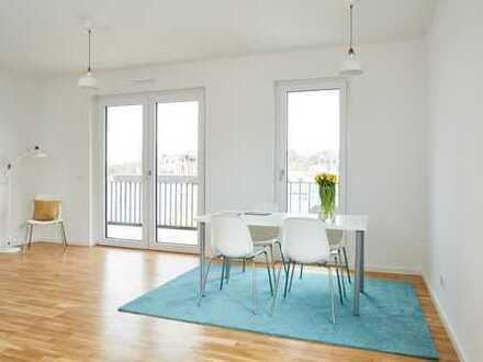 Wohnung für Sonnenanbeter: Balkon mit Abendsonne * 2-Zimmer * Erstbezug