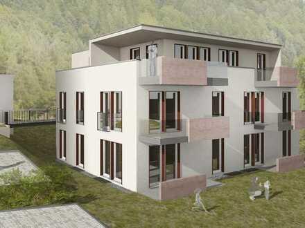 "Neubau 5-Familienhaus in Calw-Hirsau: ""Villa Conventrain"" 2,5-Zimmer-Wohnung-Nr. 02 (EG)"