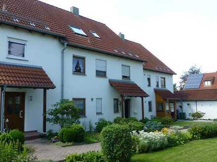Reihenhaus (2017 saniert) in ruhiger Wohngegend in Ummendorf, Kreis Biberach/Riß