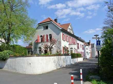 Exklusives Anwesen mit Villa, Bürohaus und großzügigem Grundstück in bester Rheinlage ....