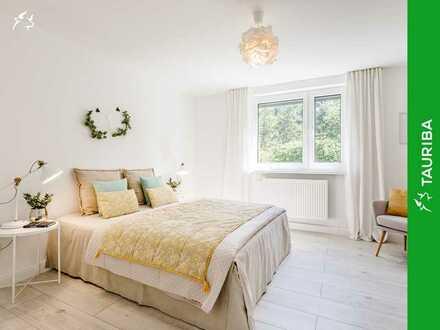 +++Helle und gemütliche Wohnung auf zwei Ebenen mit schönem Balkon+++
