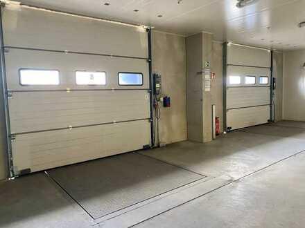 Verkehrgünstig gelegene Logistikfläch mit Kühlzelle | optimal für Lebensmittellagerung
