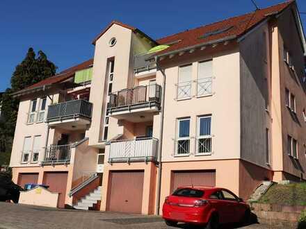 Ländliche Eigentumswohnung mit unverbautem Blick ins Grüne