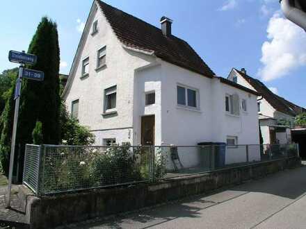 Kleineres Wohnhaus