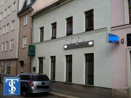 70/12 - Schönes vermietetes Wohn- und Geschäftshaus / Zweifamilienhaus mit Laden in Plauen