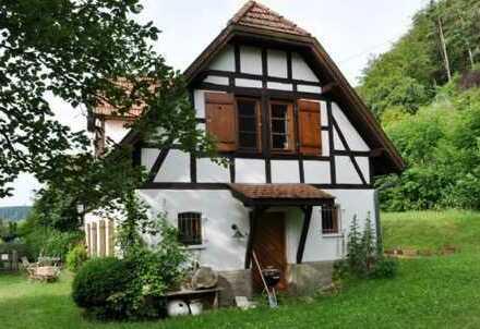 Idyllisch gelegenes Haus mit 4 - Zimmern in Albstadt-Ebingen
