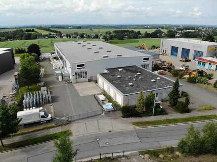 Produktionshalle zu vermieten in Limbach-Oberfrohna