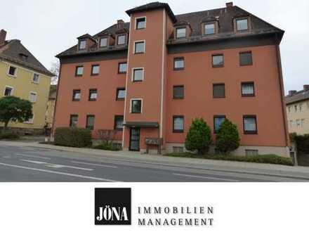 Innenstadtnahe und ruhig gelegene 1,5-Zimmer-Dachgeschosswohnung in Bayreuth
