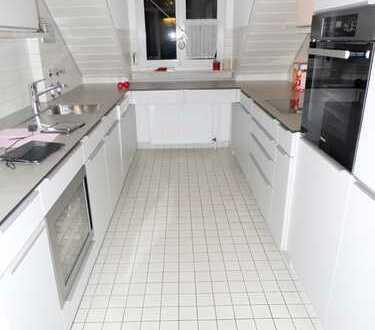 Eine großzügige Wohnung mit besonderem Wohnflair für Single oder Paar