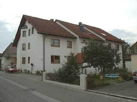 Große Einzimmerwohnung in der Stadtmitte von Bad Saulgau
