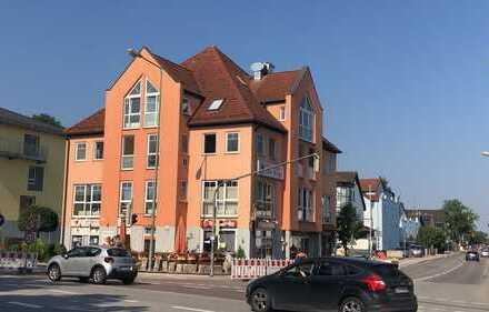 Neues, vielseitig nutzbares Büro/Kanzlei/Praxis (barrierefrei) in bester Lage in Haunstetten