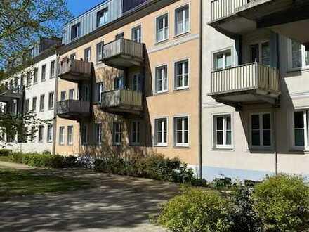3- Raum Wohnung 1. Etage im Zentrum von Neubrandenburg
