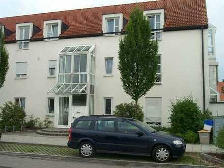 Schönes, ruhiges 1-Zimmer-Apartment mit Süd-Balkon