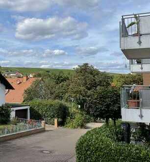 Erstbezug nach Sanierung: hochwertige 3-ZKBB mit Stellplatz in Bodenheim