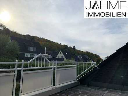 Traumhaft schöne Wohnung mit großer Dachterrasse in stadtnaher Lage von Gevelsberg zu vermieten!