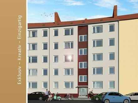 Provisionsfreie 3- Zimmer Wohnung mit Balkon in der List!