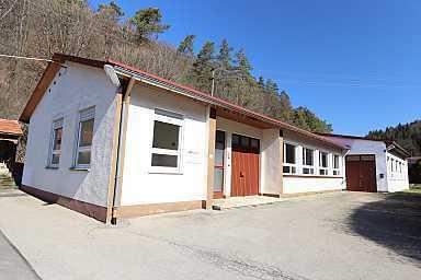 Halle mit sep. Bauplatz und variabler Nutzung ideal für Werkstatt, Produktionn, Oldtimergarage