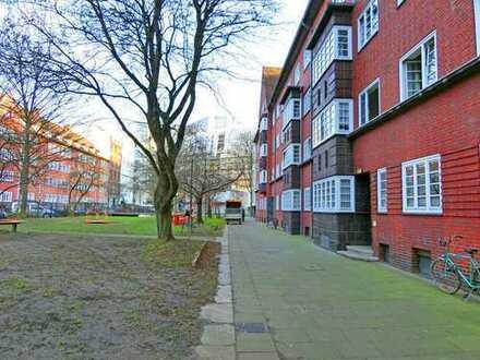 Gängeviertel! - Große Citywohnung mit 126 m² Wohn-/Nutzfläche!