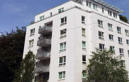 Vermietete 2-Zimmer-Wohnung in zentraler und belebter Lage!