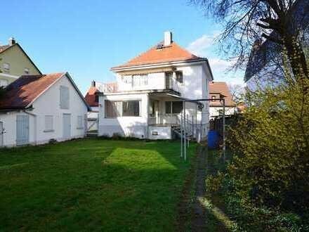 Dunekamp news - Für die große Familie - 30er Jahre Anwesen in ruher Lage von Rosbach vor der Höhe