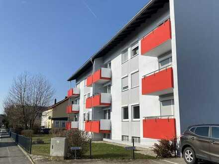 Moderne 2-Zimmer-Wohnung in Speichersdorf - zu vermieten