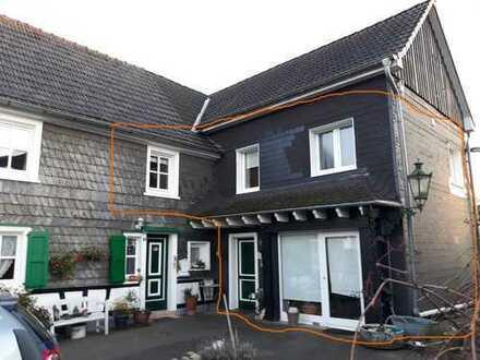 Geräumige, 2-Zimmer-Wohnung mit Gartennutzung in Leichlingen für 2 Personen