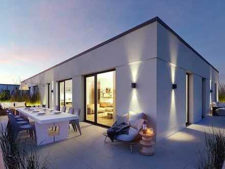 PANDION VILLE - Genießen Sie die Sonne in Ihrer 4-Zimmer-Penthousewohnung mit ca. 50 m² Dachterrasse