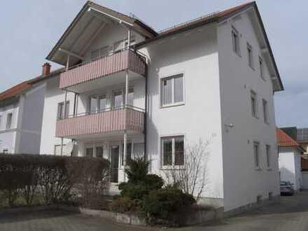 Vollständig renovierte 4,5-Zimmer-DG-Wohnung mit Balkon in Mindelheim