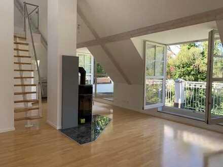 3,5 Zimmer Dachgeschoss/ Maisonette Etage in Harlaching
