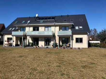 Exclusive 2-Zimmer-Maisonette-Wohnung am Naturschutzgebiet HL- Dummersdorf zum 01.07.2020
