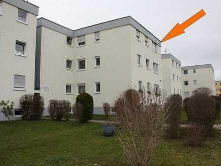 RESERVIERT Freundliche und helle 2,5 Zimmerwohnung in Bettringen