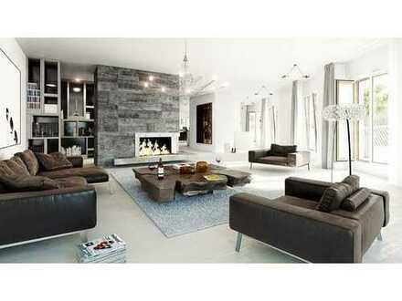 Mehr geht nicht! Traumhaftes Penthouse mit sonnigem Dachgarten und Atelier