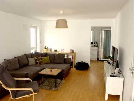 Gepflegte Wohnung mit drei Zimmern und Balkon in Kempten (Allgäu)