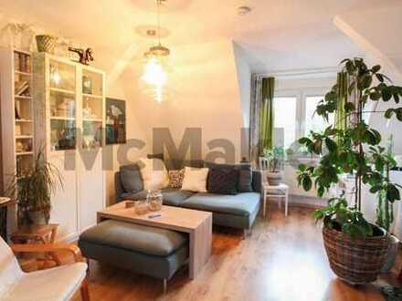Vermieten oder Wohnen: Modernisiertes Apartment in guter Lage am Schwanenteich in Reutershagen