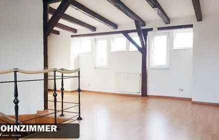 2-Raum Maisonett Wohnung mit Highlight wartet auf Sie!