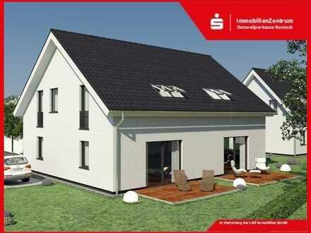 Doppelhaushälfte Neubau in Lichtenhagen Dorf