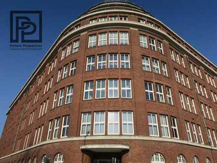 Bürofläche in historischem Gebäude in Hammerbrrok