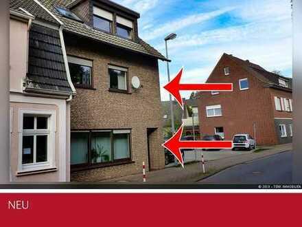 Individuelle Eigentumswohnung im Erd-/Obergeschoss in zentraler Lage von Rhede