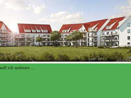 3-Zimmerwohnung mit eigenem Garten und Terrasse -Neubau - KfW 55 - im Bau